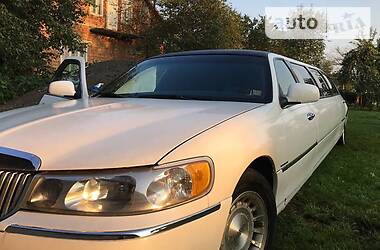 Lincoln Town Car EXCLUSIVE  1999