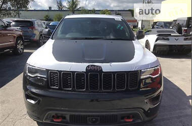 Jeep Grand Cherokee Trailhawk RHD 2019