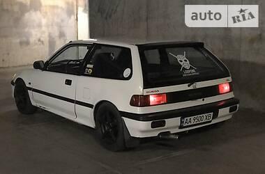 Honda Civic ec8 1988