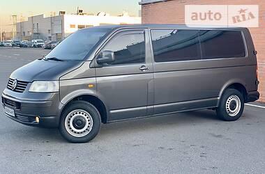 Volkswagen T5 (Transporter) пасс. LONG,9 mest  2008