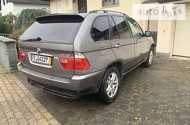 BMW X5 diesel 2005
