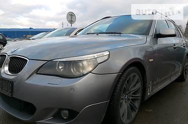 BMW 525 М-пакет 2005