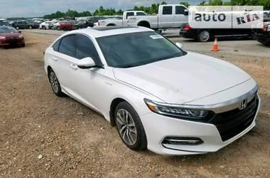 Honda Accord Touring Hybrid 2018
