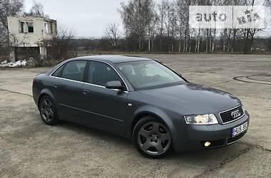 Audi A4 Quattro 2.5tdi 2001