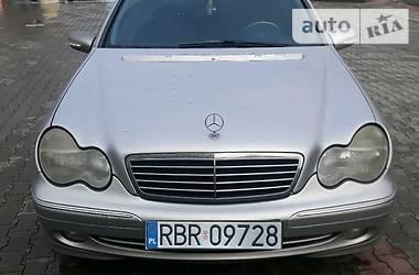 Mercedes-Benz C 270 Avangarde 2001