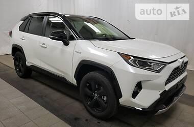 Toyota RAV4 Hybrid? 2019
