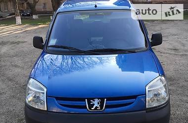 Peugeot Partner пасс.  2003