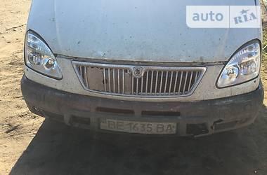 ГАЗ 33021  2003