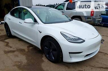 Tesla Model 3 Dual Motor Long Range AWD 2018