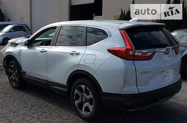 Honda CR-V EXL 2019