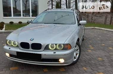 BMW 525 525D 120kw 2001
