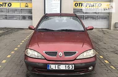 Renault Megane megane 1.9 dizel 2001