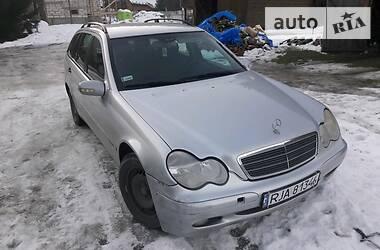 Mercedes-Benz C 220  2003