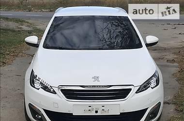 Peugeot 308 SW  2015