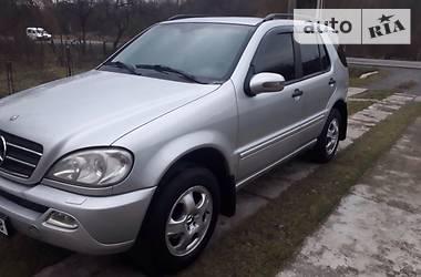 Mercedes-Benz ML 350  2003