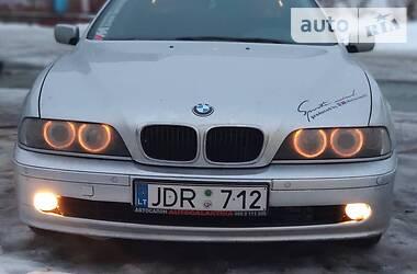 BMW 525 525d 2.5 AT 143 л.c 1999