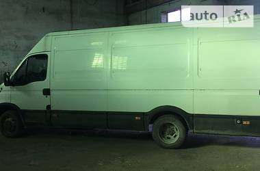 Iveco Daily груз.-пасс.  2003