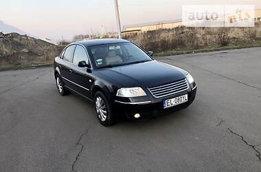 Volkswagen Passat B5 4motion 2004