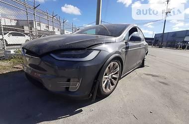 Tesla Model X X 90d 2017