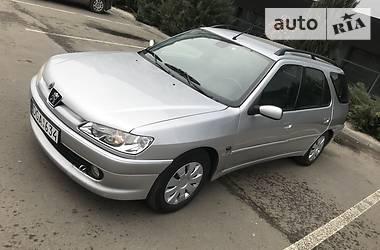 Peugeot 306 АКПП  2000