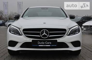 Mercedes-Benz C 180 W205 2019