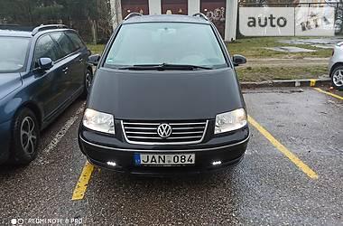 Volkswagen Sharan Freestyle 2006