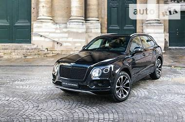 Bentley Bentayga 4.0 V8 4WD 2018