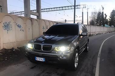 BMW X5 3.0.  d 2004