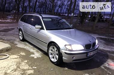 BMW 330 330xd 2002