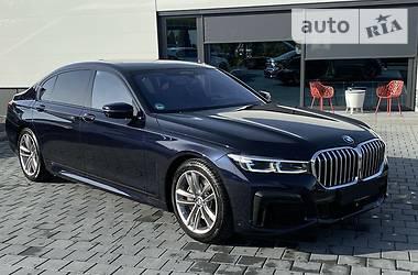 BMW 740 Ld xDrive M 2019