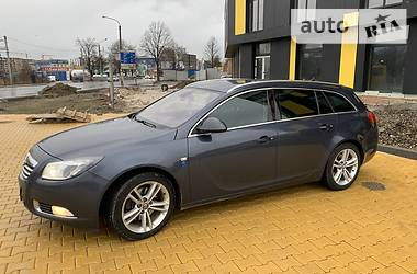 Opel Insignia 118 kw 2010