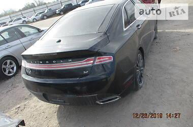 Lincoln MKZ RESERVE 3.7 2014