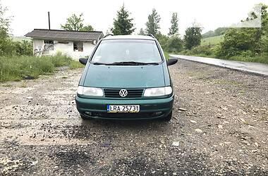 Volkswagen Sharan  1988