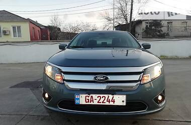 Ford Mondeo ford hybrid 2012