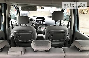 Renault Kangoo пасс. 74kw 6ст  2008