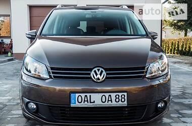 Volkswagen Touran Life 2014