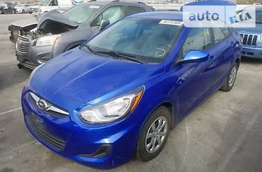 Hyundai Accent GLS 2013