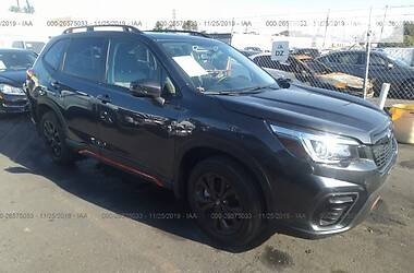 Subaru Forester Sport 2018