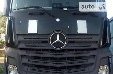 Mercedes-Benz Actros 1845 2017