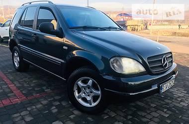Mercedes-Benz ML 270 2.7cdi 2001