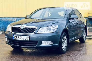 Skoda Octavia A5 official turbo 2011