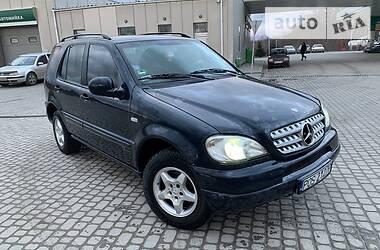 Mercedes-Benz ML 270  2001