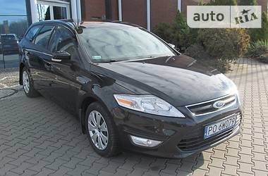 Ford Mondeo SILVER X 2012