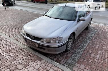 Peugeot 406 115 кВ 2001