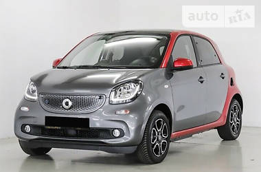 Smart Forfour EQ 22kWh 2020