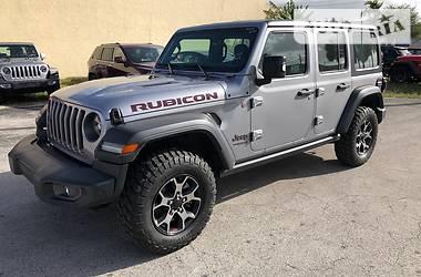 Jeep Wrangler JL 2.0T Rubicon 2018