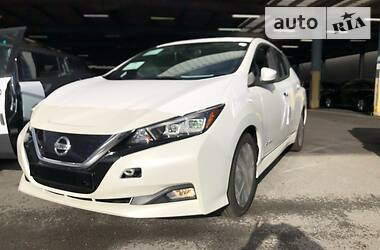 Nissan Leaf 40kWh SL Edition 2019