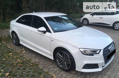 Audi A3 S-Line 2017