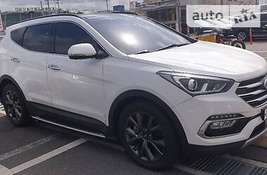 Hyundai Santa FE Ultimate 2016
