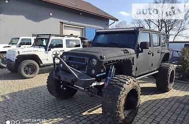 Jeep Wrangler jk 2015